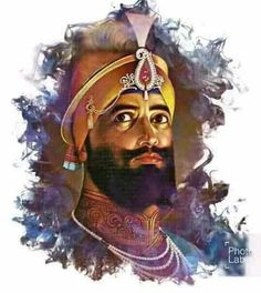 Sikhism Beliefs, Sikhism Religion, Guru Nanak Ji, Nanak Dev Ji, Religious Photos, Religious Paintings, Sikh Quotes, Gurbani Quotes, Baba Deep Singh Ji