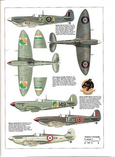Ww2 Aircraft, Fighter Aircraft, Military Aircraft, Rolls Royce Merlin, Aircraft Painting, Air Fighter, Supermarine Spitfire, Ww2 Planes, Camouflage