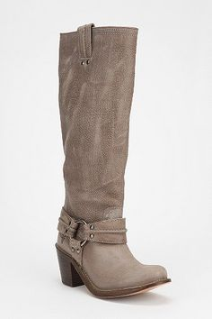 Frye Tall Carmen Harness Boot - I have these! Love them!