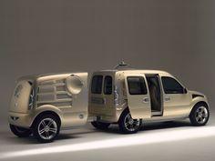 1997 Renault Pangea Mobile Lab