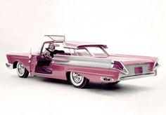1956 Mercury XM-Turnpike Cruiser