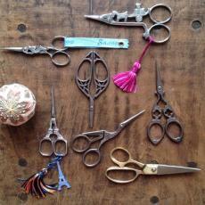 Scissors at Loop London