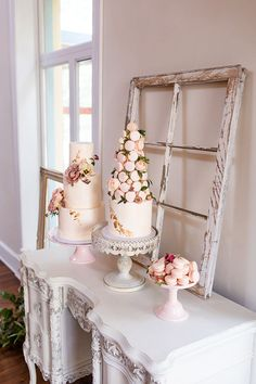 Photographer: Heather O'Steen Photography   Second Shooter: Jieru Photography   Reception Venue: Pomme   Design and Decor: Lilac Our Wedding, Wedding Venues, Wedding Cakes, Strictly Weddings, Blank Canvas, Traditional Wedding, Soft Colors, Wedding Trends, Pretty In Pink