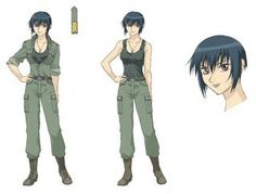 Melissa Mao Full Metal Panic