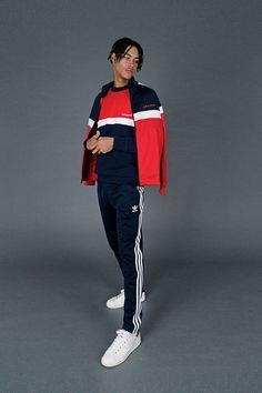 63bb188b4aa Adidas Tracksuit Day Adidas Tracksuit Mens, Adidas Jacket, Unisex Fashion,  Sport Fashion,