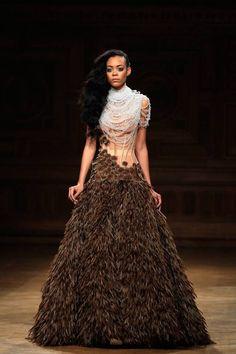 Serkan Cura Haute Couture f/w 14