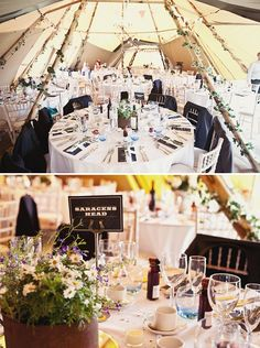 tipi wedding, image by Olliver Photography