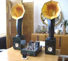 Little Horn Speakers: Nothing Little About Them at All