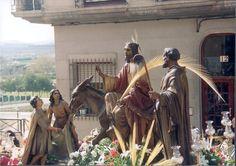 Entrada a Jerusalén