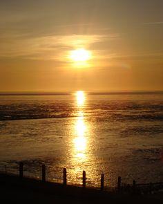 Het gouden uur, Waddenzee Oosterbierum