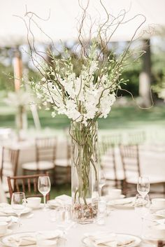 24 Simple Greenery Wedding Centerpieces Decor Ideas