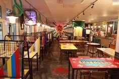 The Breakfast Club, Shoreditch (Off Spitalfields) <3 I miss you London