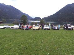 www.classic-car-tours.de Impressionen unserer Touren. Haldensee.