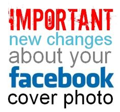 Make sure your ready for the Facebook rules that go into effect for pages on Jan. 15th.