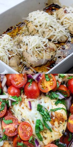 This low carb chicken recipe is bursting with flavor! Plus it's easy enough for a week night, but fancy enough to serve to dinner guests! Easy Dinner Recipes, Easy Meals, Quick Easy Healthy Dinner, Recipes For Two, Clean Eating Dinner Recipes, Low Carb Dinner Ideas, While 30 Recipes, Healthy Summer Dinner Recipes, Easy Summer Dinners