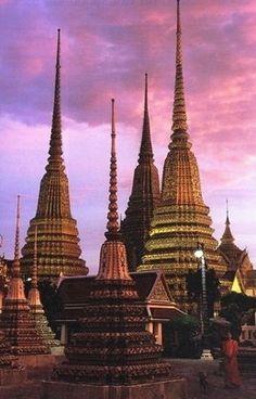 Wat Po, Bangkok - Thailand