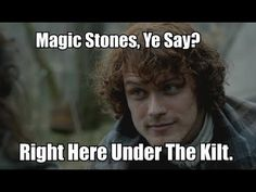 Outlander funny moments