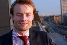 Søren Billeskov arbejder som Head of Talent Management hos KMD. På konferencen var han med i paneldebatten om Danmarks digitale fremtid.