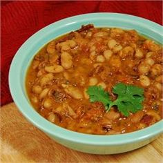 Pinto Beans With Mexican-Style Seasonings - Allrecipes.com. I'll be adding our own flare to this as well.