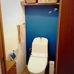 スーザンリーベ/ナチュラル/北欧/マンション/リノベーション/トイレ…などのインテリア実例 - 2015-01-25 07:05:43   RoomClip(ルームクリップ)