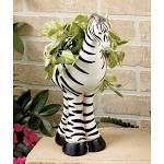 Safari Animal Planters (Zebra)