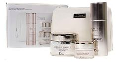 DIOR CAPTURE TOTALE MULTI PERFECTION FACE NECK SERUM & CREAM + EYE TREATMENT SET – BRAND NEW IN UNSEALED & VERY SLIGHTLY DENTED PACKAGING - http://best-anti-aging-products.co.uk/product/dior-capture-totale-multi-perfection-face-neck-serum-cream-eye-treatment-set-brand-new-in-unsealed-very-slightly-dented-packaging/