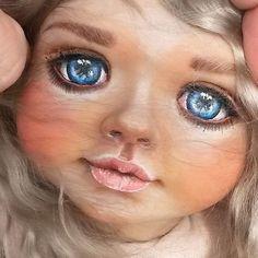 У меня есть для вас новость ☺Через месяц- я наконец-то снова сделаю уже 3-5 кукол из пластика ☺с размерами пока не определилась. А КАКОЙ РАЗМЕР КУКЛЫ НРАВИТСЯ ВАМ?