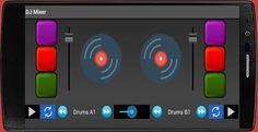 Dj Remix Music Player Mixer- screenshot