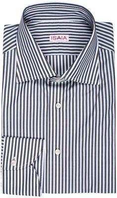 Isaia Cirillo Stripped Dress Shirt Stripped Dress, Boy Outfits, Shirt Dress, Mens Fashion, Mens Tops, Clothes, Women, Seersucker Dress, Boyish Outfits