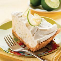 Easy Frozen Key Lime Pie Forget spending hours in the kitchen. Instead, celebrate the warming weather with a slice of this simple Easy Frozen Key Lime Pie. This is fast to prepare  so you can enjoy the great outdoors while looking forward to this light and tasty treat.