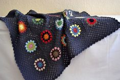 Ravelry: victoriaoc's The Squircle Blanket