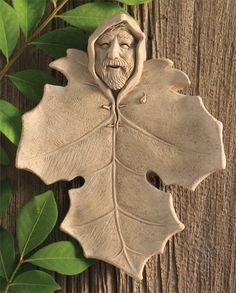 "George Carruth - ""Forest Spirit""  $35"