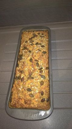 Low Carb Brot ohne Mehl