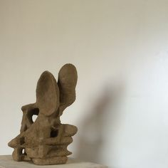 Mugonnoumi / Ryosuke Yazaki 2015 terracotta tonoko 三作目まもなく完成。