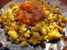 Császármorzsa gluténmentesen Fried Rice, Fries, Ethnic Recipes, Cukor, Food, Essen, Meals, Nasi Goreng, Yemek