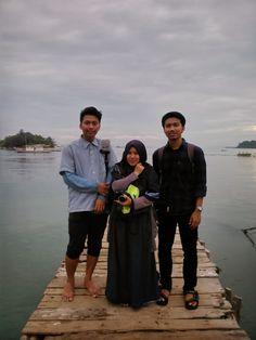 An-Nisa: Traveling bareng a Iwan dan bang Vazza ^^ Pulau Me...