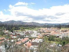 Municipio Cucunuba.