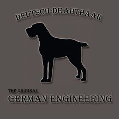 Drahthaar German Engineering by Nodak Design