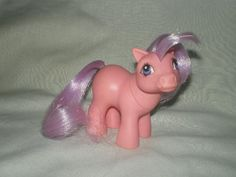 Pink Baby Ember. Mail order pony. Year 2. 1983-84.