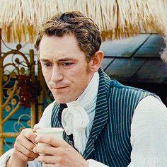 Arthur Hammond is suspicious of Temeraire's shenanigans.