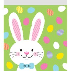 Use this sandwich bag, zipper, Easter bunny and eggs (Case Pack and our other Easter party item Bunny Crafts, Easter Crafts For Kids, Easter Decor, Easter Centerpiece, Easter Egger Chicken, Easter Paintings, Easter Bunny Eggs, Easter Wallpaper, Easter Printables