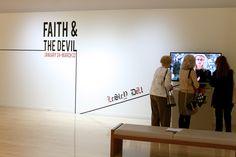 """""""Lesley Dill: Faith & the Devil"""""""