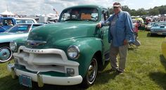 It's Iola Car Show Time again! http://www.waupacanow.com/2016/07/06/trucks-chargers-highlights-of-iola-16/