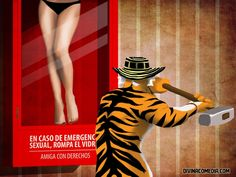 AMIGOS CON DERECHOS: SEXO EN CASO DE EMERGENCIA | #Blog #Tigre
