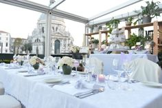 The Grand Terrace will ensure your reception is a magical experience. Photo: Wladimiro Speranzoni