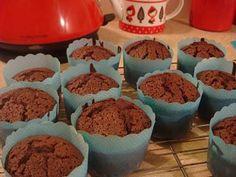 Σοκολατένια ζουμερά Mud Cupcakes