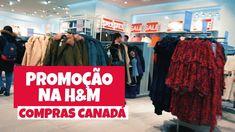 COMPRAS NO CANADÁ: H&M em Promoção em Toronto! https://youtu.be/19MNuM05DFA