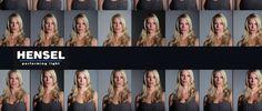 Fotograaf Michael Quack laat 111 verschillende lichtopstellingen zien in een handig overzicht.