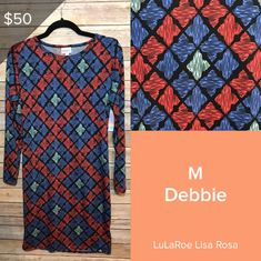 LuLaRoe Debbie Lularoe Debbie, Blouse, Tops, Blouse Band, Tank Tops, Blouses, Woman Shirt
