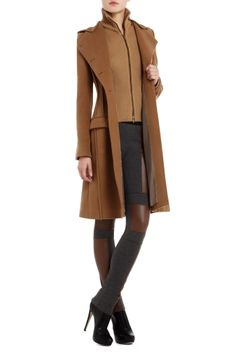 Stay cozy in the ultra-chic Murdock Coat. $369.60. Get the look here: http://bcbg.ma/Q1xLf2